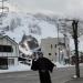 Me in Naeba Ski Resort town, Niigata Prefecture
